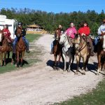 Broken Arrow Horse & RV Campground in the Black Hills of South Dakota