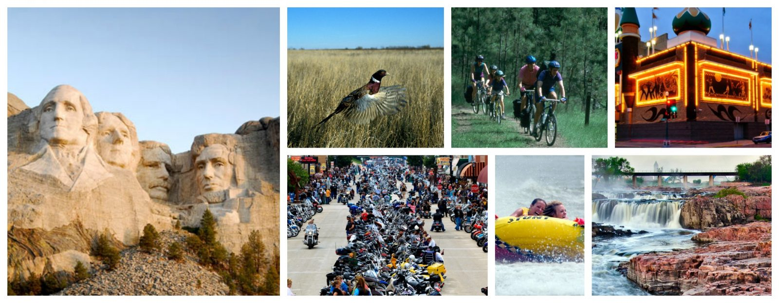 South Dakota tourism introduction for your camping or RVing vacation trip