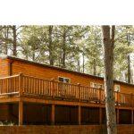 Cabin rental at American Buffalo Resort in Rapid City South Dakota
