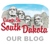 Camp In South Dakota blog