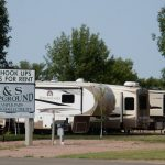 D and S Campground, Lodge, Storage and Guide Service in Akaska South Dakota offers RV sites and some rental lodging