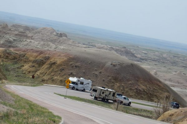 Camping and RVing in South Dakota campgrounds and RV parks