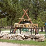 Broken Arrow Horse & RV Campground in Custer South Dakota offers tent camping and RV sites, and horses are allowed