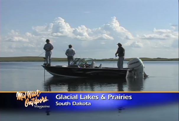 Glacial Lakes & Prairies in northeast South Dakota
