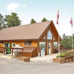 Camping at American Buffalo Resort in Rapid City South Dakota