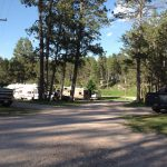 Beaver Lake Campground in Custer South Dakota offers RV sites, tent camping, a variety of rental cabins, and a glamping tipi