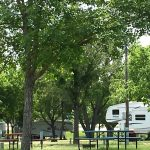 Oasis Campground in Oacoma / Chamberlain South Dakota offers tent camping and RV sites