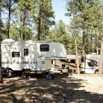 RV camping at American Buffalo Resort in Rapid City South Dakota
