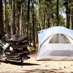 Tent Camping at American Buffalo Resort in Rapid City South Dakota